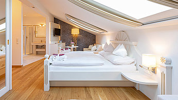 Kuschel Suite Mansarde ca. 35 m2