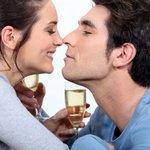 Champagner Bad - das Geschenk an die Liebe