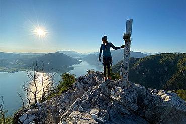 Klettersteig Drachenwand, © Verena Helminger