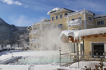 Eichspa im Winter