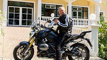 Motorradtouren im Salzkammergut