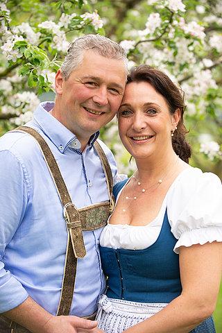 Sabine und Norbert Sperr
