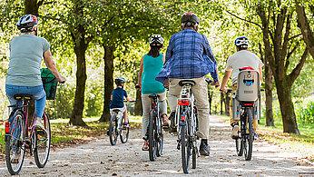 Radfahren & Mountainbiken im MondSeeLand