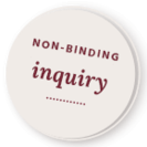 non-binding inquiry