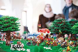 Legoausstellung Mondsee © Arthur Brraunstein.