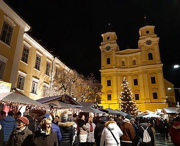 Weihnachtsmarkt in Mondsee