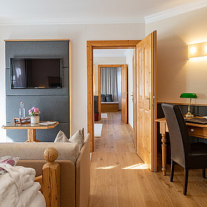 Doppelzimmer Superior ca. 35-45 m2 nord-, süd- & westseitig
