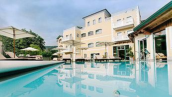 Aussenpool Hotel Eichingerbauer****S