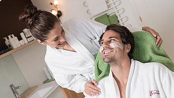Beauty Himmel - Gesichtsbehandlung für Männer